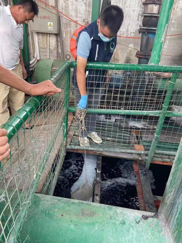 佛山市生态环境局顺德分局杏坛监督管理所废水、废气检测