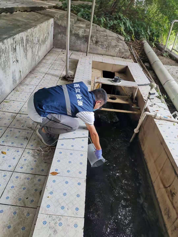 广东肇庆星湖生物科技股份有限公司生物工程基地废水、噪音检测